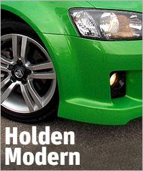 Holden Modern