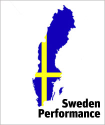 Sweden Performance
